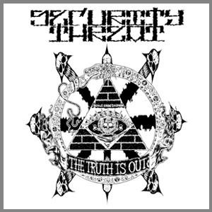 SECURITY THREAT - The Truth Is Out  LP