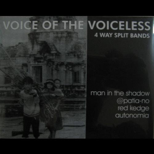 VV AA  - Voice Of The Voiceless CD — Agipunk - Crust/Punk