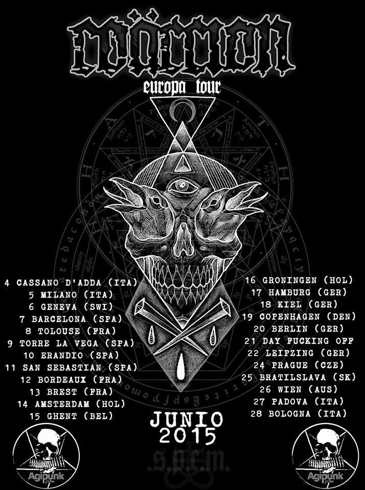 COACCION TOUR